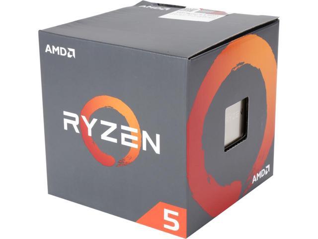 19 113 436 Z01 - MICROPROCESADOR AMD RYZEN 5 1500X 4 CORES INCLUYE FAN