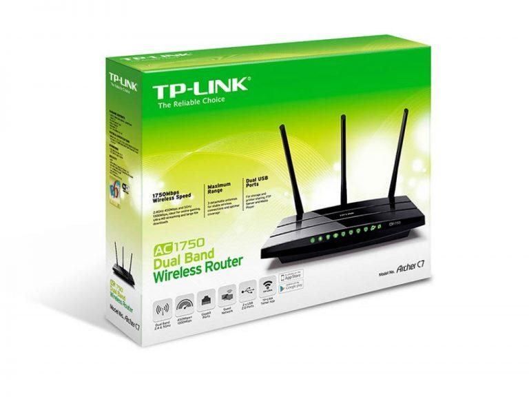 25677 1 768x576 - ROUTER 4P TP-LINK ARCHER C7 AC1750 DUAL BAND