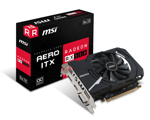 25963 1 600x480 - PLACA DE VIDEO 4GB RX 550 MSI AERO ITX OC