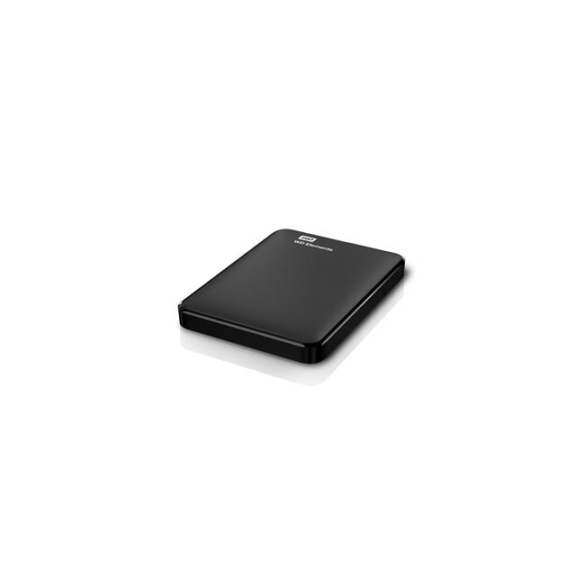 WesternDigital 227871297 WesternDigital wdfElementsPortable zoom - DISCO PORTABLE 1TB WD ELEMENTS 3.O USB 2.5 BLACK