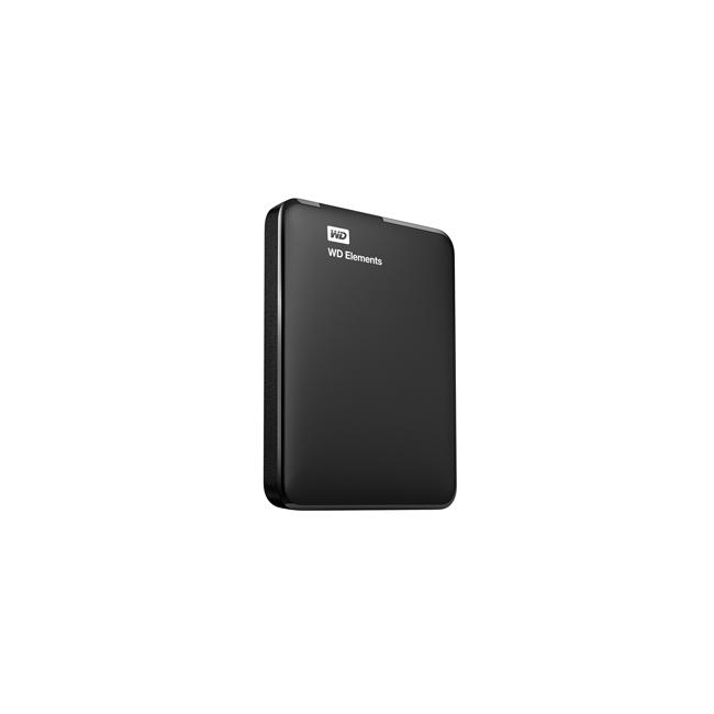 WesternDigital 227871298 WesternDigital wdfElementsPortable zoom - DISCO PORTABLE 1TB WD ELEMENTS 3.O USB 2.5 BLACK