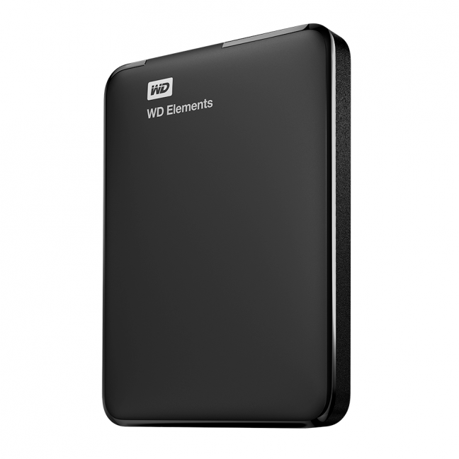DISCO PORTABLE 1TB WD ELEMENTS 3.O USB 2.5 BLACK