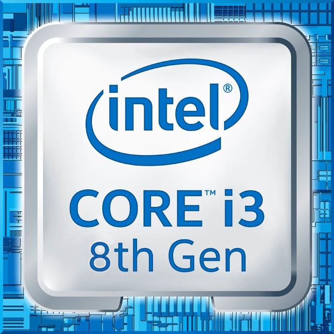 26655 INTEL BX80684I38100 5 - MICROPROCESADOR INTEL CORE I3-8100 COFFEELAKE S1151 BOX