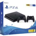 27100 150x150 - PLAYSTATION SONY PS4 SLIM 1TB BLACK + JOYSTICK ADIC