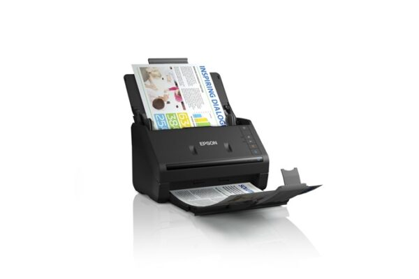 27803 EPSON B11B226201 2 600x400 - SCANNER EPSON DE DOC WORK FORCE ES-500 WIFI