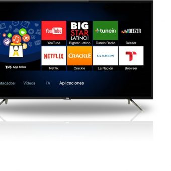 27968 1 301c2 619e7 tv 340x340 - TV 49 SMART TCL FULL HD USB/HDMIX3/LAN