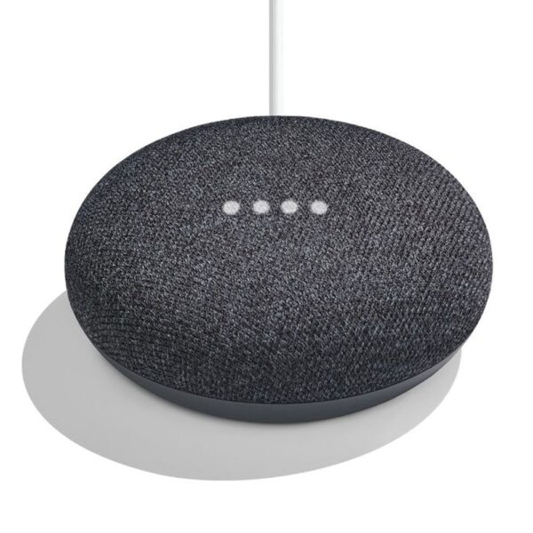 28843 2017 11 9 600x600 - PARLANTE GOOGLE HOME MINI VIRTUAL GRIS SIN TRAFO