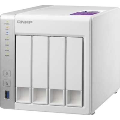 24726 - NAS QNAP TS431 4-BAY CORTEX A15  1.7GHZ 1GB