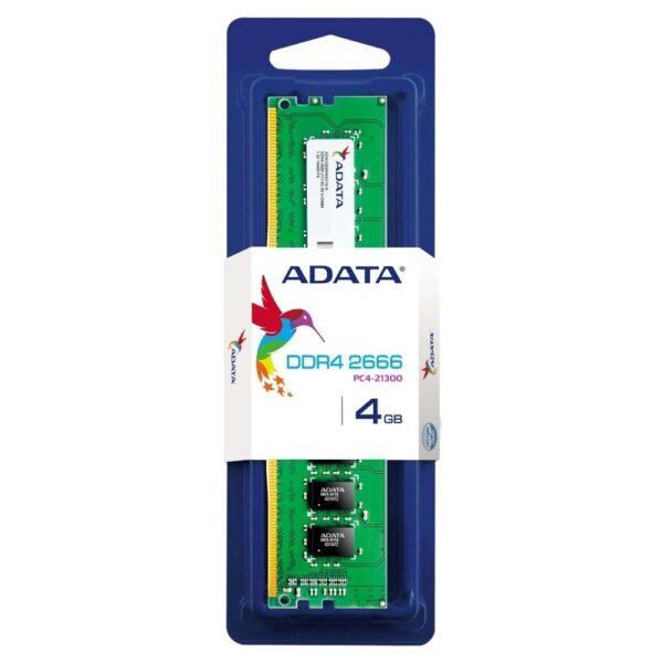 29602 ADATA AD4U2666J4G19 S 2 600x600 - MEMORIA DDR4 4GB ADATA 2666MHZ CL17 SINGLE TRAY