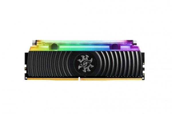 29751 ADATA AX4U320038G16 SB80  600x400 - MEMORIA DDR4 8GB ADATA XPG 3200MHZ SPECTRIX D80 RGB
