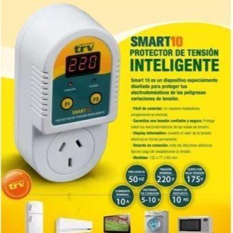 15232protector inteligente de tension trv 10amp 1 toma  340x340 - ESTABILIZADOR TRV MICROVOLT H 2000