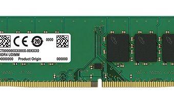 26897 CRUCIAL CT4G4DFS824A 1 340x201 - MEMORIA DDR4 32GB 2666MHZ KINGSTON P/DELL SERVER