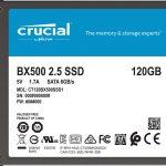 61aGyWqelSL. SL1157  150x150 - SSD 120GB CRUCIAL BX500  SATA 2.5