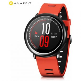 PaceRojo2 340x340 - SMART WATCH XIAOMI AMAZFIT PACE RED