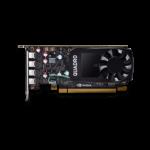 prev Quadro P620 fr 150x150 - PLACA DE VIDEO 2GB QUADRO P620 PNY GDDR5 4x mDP LP