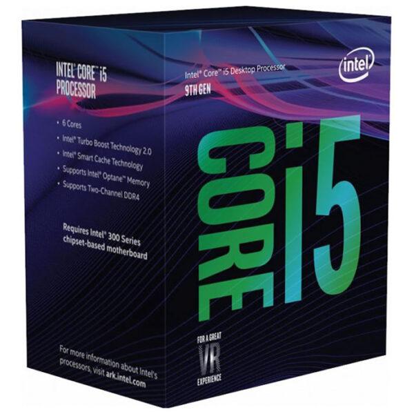 intel core i5 9th gen  84260 zoom  17752 zoom 600x600 - MICROPROCESADOR INTEL CORE I5-9400 COFFEELAKE S1151 BOX