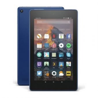7078004 R Z001A 340x340 - TABLET 7 AMAZON FIRE 7 1G+16G BLACK FIRE OS