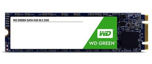Comeros WESTERNDIGITAL WDS240G2G0B 1 - DISCO SSD M.2 240GB WESTERN DIGITAL GREEN SATA 6GB/S