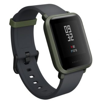 art hmi reloj ama green 1 340x340 - SMART WATCH XIAOMI AMAZFIT PACE RED