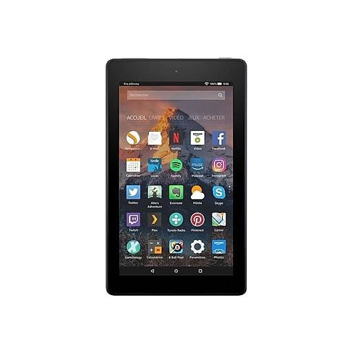 sp42718223 sc7 - TABLET 7 AMAZON FIRE 7 1G+16G BLACK FIRE OS