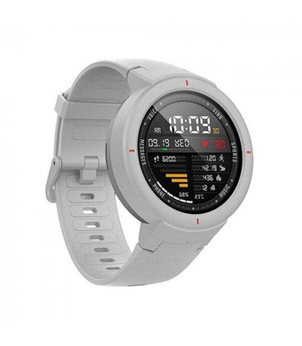 smartwatch xiaomi amazfit verge 1 3 gps pulsometro nfc ip68 white 600x686 - SMART WATCH XIAOMI AMAZFIT VERGE WHITE