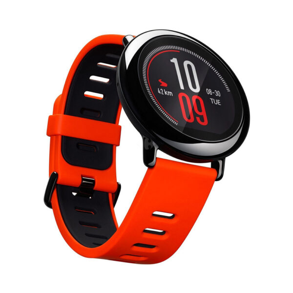 6970100370348 0000 xiaomi amazfit pace a1612 smartwatch rojo 600x600 - SMART WATCH XIAOMI AMAZFIT PACE RED