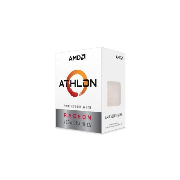 amd athlon 3000g 35 ghz yd3000c6fhbox 600x600 - MICROPROCESADOR AMD ATHLON 3000G 2 CORE AM4 3.5Ghz 4MB 35W