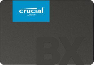 Comeros CRUCIAL CT1000BX500SSD1 1 301x209 - DISCO SSD 1TB CRUCIAL BX500 SATA 2.5