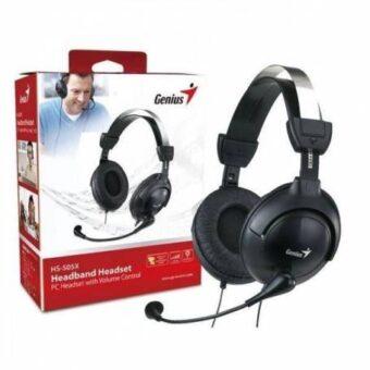 auriculares genius hs m505x single jack 1 340x340 - Tienda