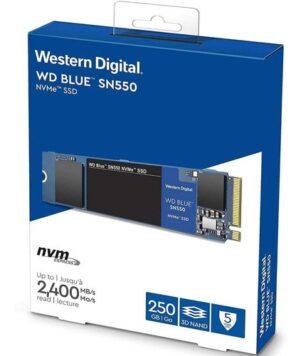 Disco Estado solido Discos Rigidos 1 301x356 - DISCO SSD M.2 NVME 2TB WESTERN DIGITAL BLUE 2600MB/S