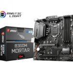 COMEROS MSI 7B23 001R 4 1 150x150 - MOTHERBOARD MSI S1151 B360M MORTAR BOX M-ATX
