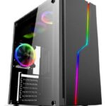 PERFORMANCE GAMER 3801 150x150 - GABINETE PERFORMANCE GAMER 3801 BLACK  FAN RGB ATX